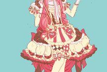 ~ Princess Bubblegum & Marceline ~