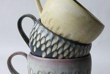 Ceramics / Mugs, bowls and all kinds of ceramics...