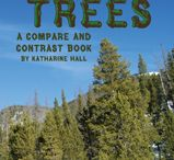 Compare and Contrast Books / A photographic series for young children that explore the differences and similarities of plants, animals and phenomenon that occur in nature.
