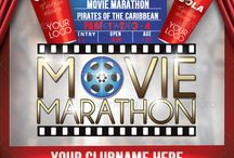 Movie Flyer Templates