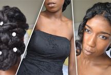 African American Wedding Hairstyles / by African American Hairstyles