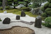 into the zen garden