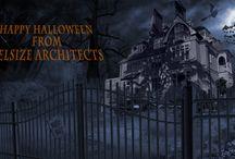 Happy Halloween! / Happy Halloween everyone!