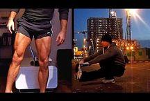 Leg training for men