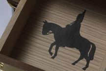 Woodwork marquetry