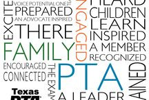 Texas PTA Annual Report / A look back at 2013.
