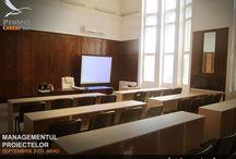 """CURS MANAGEMENTUL PROIECTELOR / Poze facute la cursul """"Managementul proiectelor"""" sustinut de Proiect ContaPlus in Arad!"""