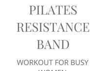 Pilates & Resistance Band