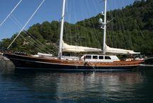 KAYA GUNERI V / #gulet, #yacht, #bluevoyage, #yachtcharter, www.cnlyacht.com