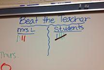 Teaching Ideas / New Ideas