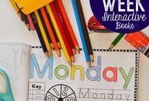 School: August / by Charity Lane