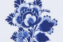 classic flower pattern