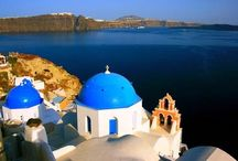 ;Greece ~ Romantic Adventures  / by Sandra Sewell