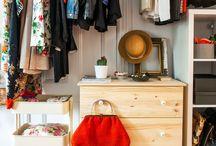 хранение вещей,одежды