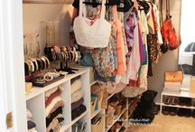 Dream Wardrobe / idee, consigli, spunti per creare ed organizzare l'armadio dei sogni