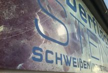 Company sign / Project / Large company sign