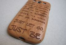 Galaxy S3 cases / by Alicia Motz