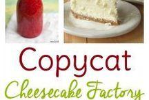 Recipes Copycat