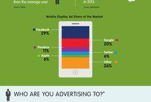 Social Media Advertising / Pins about #socialmedia #advertising on #twitter #facebook #instagram #pinterest