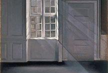 Vilhelm Hammershoi / by Yingfei Li