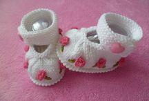 Schuhe, Socken