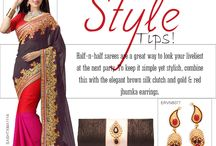 Style Tips / Style tips from our fashionista's at Cbazaar. / by Cbazaar - Delivering Happiness