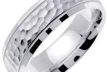 Mens Platinum Wedding Bands