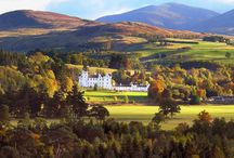 Perthshire Gardens / Beautiful gardens to visit in Perthshire