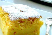 Gâteaux citron