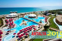 Antalya / Cele mai populare hoteluri din Antalya