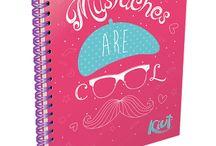 """Colección Kiut 2014 / Por qué """"Owl you need is love y Girls just want to have Fun"""" les traemos la nueva colección Kiut 2014 cargada de los más lindos diseños escogidos por niñas Kiut de todo el mundo. No olvides que puedes hacer tu mundo mucho más Kiut entra a -> http://kiut.norma.com/ juegos, moda, música, descargas y mucho más. / by Kiut Norma"""