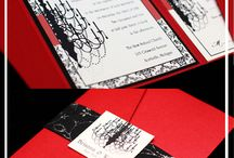 Wedding Invites / Special handmade wedding invitations