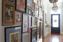 Gallery hall
