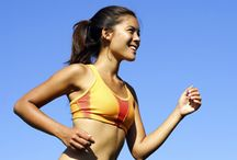 Walking Tips / Get the most out of every step with tips for maximizing your walking routine.