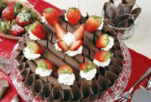 Receita de bolo de aniversario