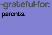 Be grateful. / by Courtney Burns