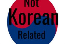 Not korean related