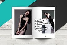 Editorial Design - Clients