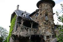 Verwunschene Schlösser und Burgen