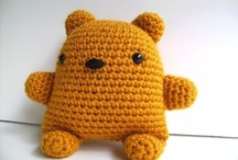 Amigurumi / I just started making amigurumi figurines. I suck at it, but still have to try! Here is some cute ideas for them.