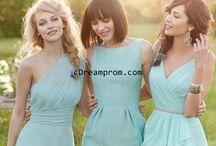 Wedding dresses / Wedding and bridesmaids dresses