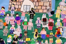 Mural/ Collaboration / by Artsy Mrs C