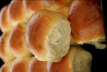 bułki, chleb, paszteciki