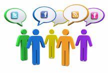 Redes sociales / Los community managers somos los encargados de crear contenido de valor y comunidades de interés en las redes sociales, encargandonos además de incentivar la interacción del usuario con la empresa.