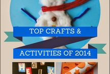 Best Education, Parent, and Craft Blog Posts from 2014 / A collection of the best blog posts from KBN bloggers. / by Sheryl @ Teaching 2 and 3 Year Olds