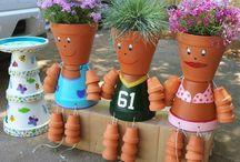 Flowerpot people