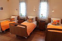 Σύγχρονες εγκαταστάσεις / Δωμάτια, εσωτερικοί και εξωτερικοί χώροι