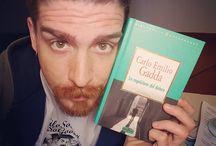 Instagram Opera a dir poco abissale.  #Gadda #lacognizionedeldolore #instabook