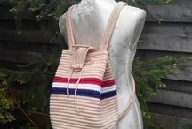 pattern of bag