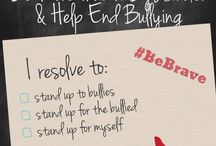 Stop Bullying- Be More Than a Bystander in 2015 / Let's help end bullying in 2015 and take measure to help end bullying. / by Wendy Del Monte